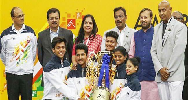 महाराष्ट्र बना खेलो इंडिया यूथ गेम्स का चैंपियन