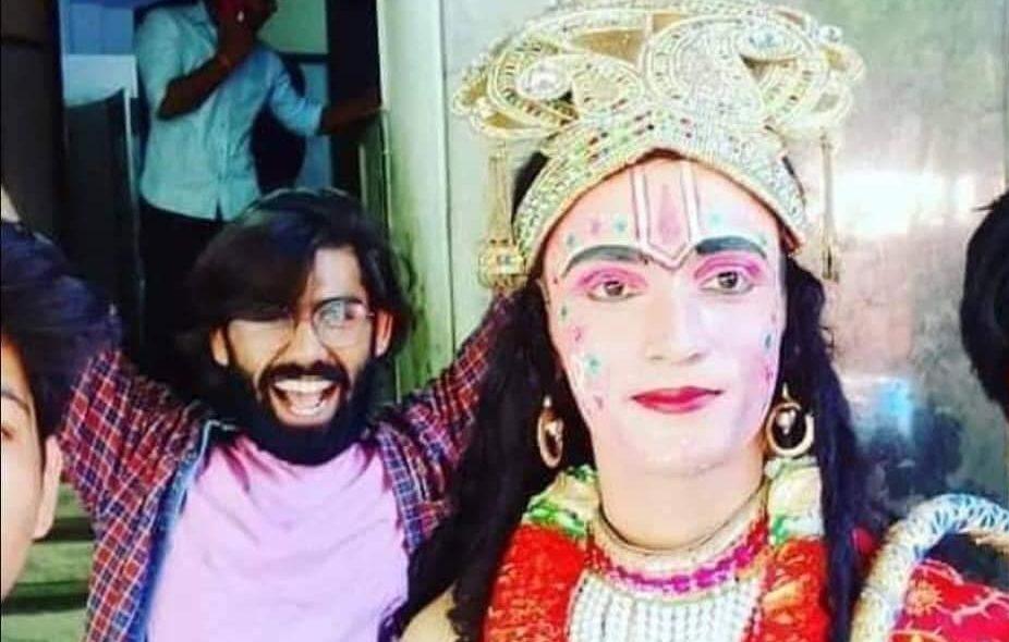 रामलीला की झांकी में झूम कर नाच रहे 'शादाब' का वीडियो वायरल