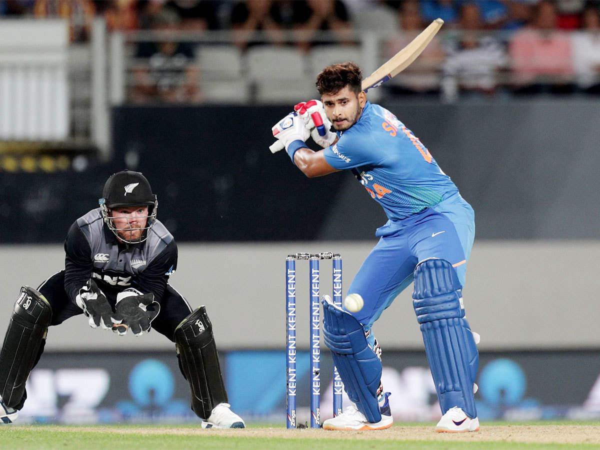 न्यूजीलैंड को भारत ने लगातार दूसरेT20 में 7विकेट से हराया