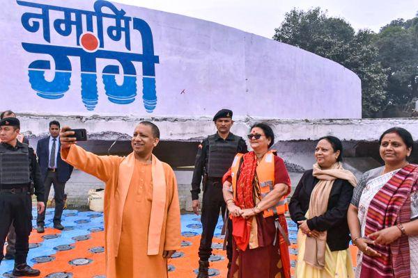 नमामि गंगे परियोजना: भाजपा विधायक ने लगाया अपने ही सरकार पर करप्शन के आरोप