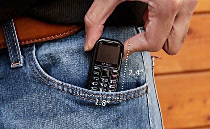 दुनिया का सबसे छोटा मोबाइल लॉन्च, फीचर्स देख हो जाएंगे हैरान