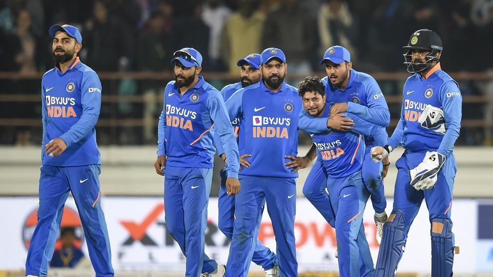 IND Vs AUS: भारत ने वानखेड़े का बदला राजकोट में लिया, 36 रन से हराया