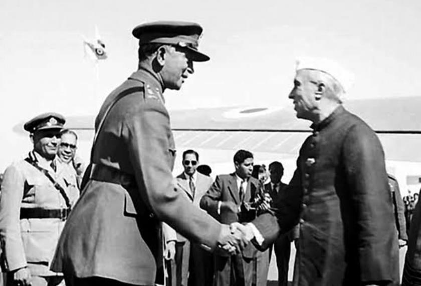 फील्ड मार्शल करियप्पा के सम्मान में मनाया जाता हैसेना दिवस