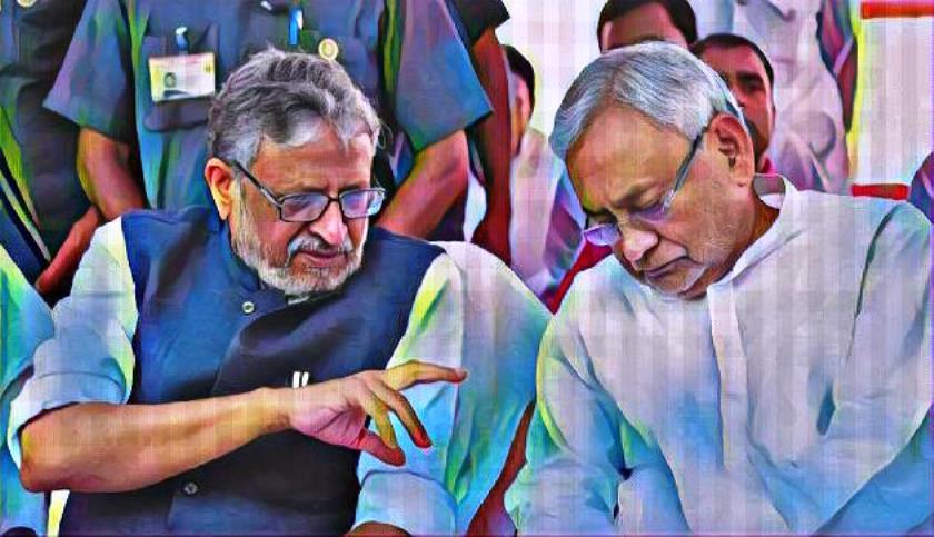 बिहार में जदयू-भाजपा गठबंधन पर संकट के बादल