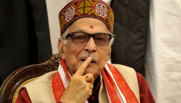 मुरली मनोहर जोशी ने कहा, JNU के VC को पद से हटाओ!