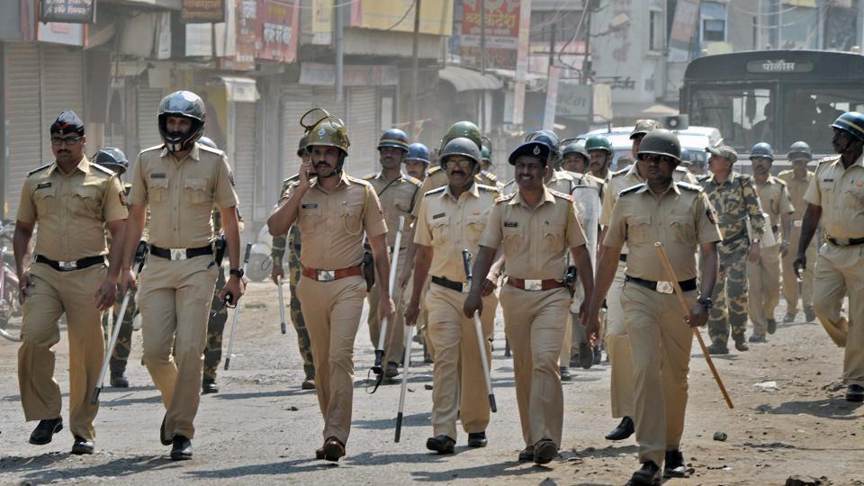दिल्ली में लगा रासुका, अब किसी को भी हिरासत में ले सकती है पुलिस
