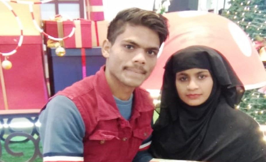 मोबाइल चार्जर से पत्नी का गला घोंटा फिर ट्रेन के आगे कूदकर की आत्महत्या