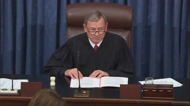 महाभियोग की सुनवाई में अमेरिकी सीनेट ने किया डोनाल्ड ट्रंप को सभी आरोपों से बरी