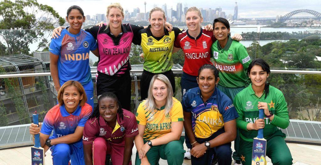 ICC महिला T-20 विश्व कप में महिलाओं का इतिहास रचने का इरादा