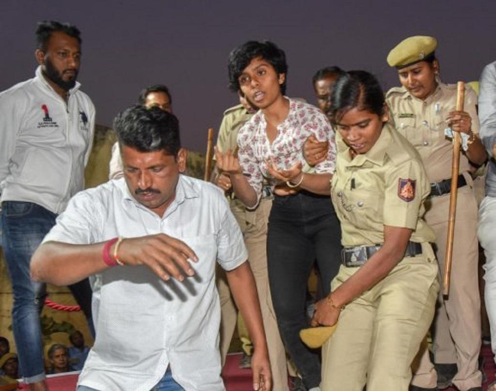 श्रीराम सेना के संजीव मारदी का एलान, अमूल्या की हत्या करने वाले को देंगे 10 लाख रुपये का इनाम