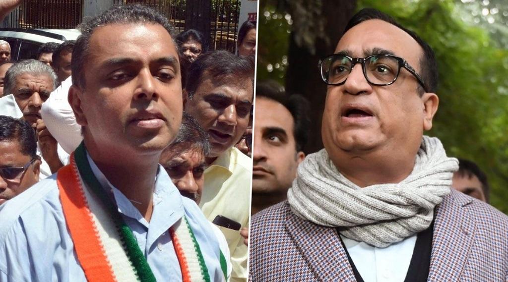 मिलिंद देवड़ा ने की केजरीवाल की तारीफ,अजय मकान बोले कांग्रेस छोड़ना है तो छोड़ दो