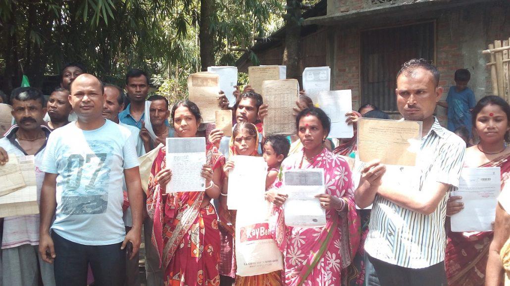 असम: NRC लिस्ट को लेकर सभी जिलाधिकारियों को चिट्ठी, कहा अवैध नामों को बाहर करो