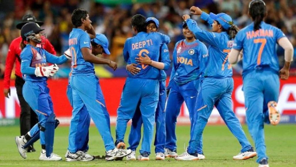 भारत ने न्यूजीलैंड को 3 रन से हराया, सेमीफाइनल में किया प्रवेश