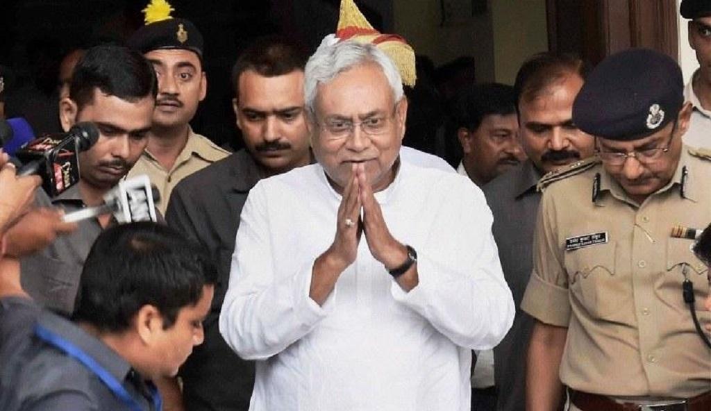 मोदी सरकार के विरुद्ध नीतीश कुमार का बयान, कहा बिहार में नहीं लागू होगा NRC