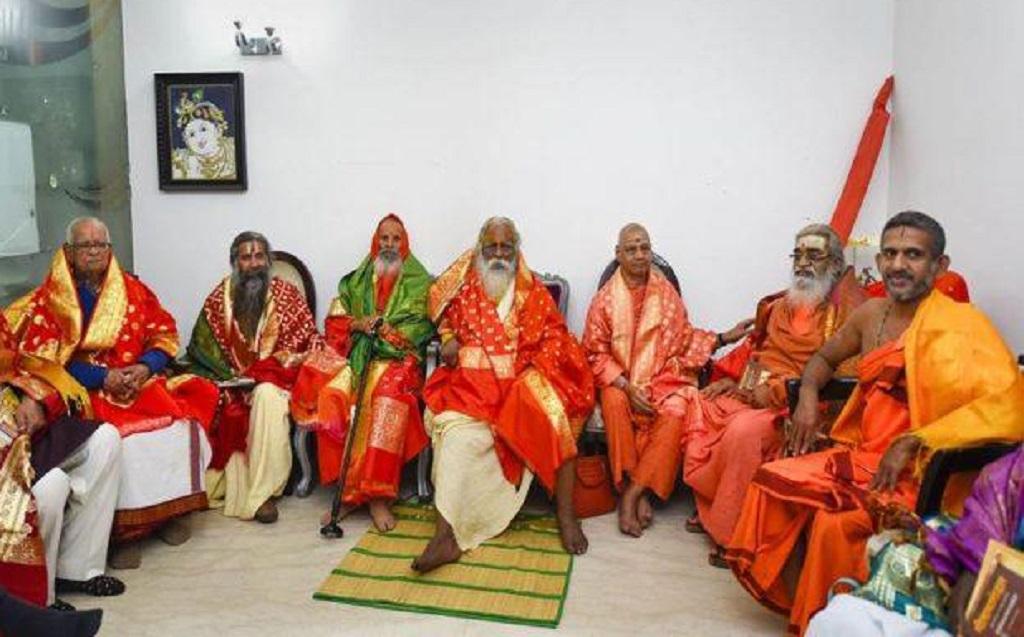 राम मन्दिर निर्माण के सहारेभाजपा का एक और दाव