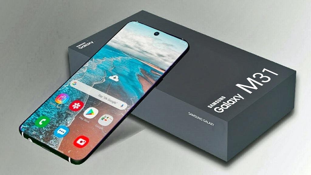 Samsung Galaxy M31 भारत में लॉन्च, इसमें है 6000mAh बैटरी और 64 मेगापिक्सल का दमदार कैमरा