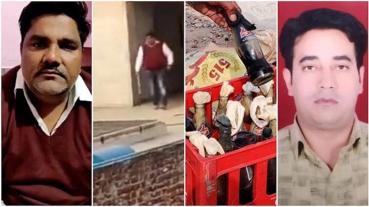 ताहिर हुसैन पर हत्या और दंगा भड़काने के मामले में चार FIR दर्ज