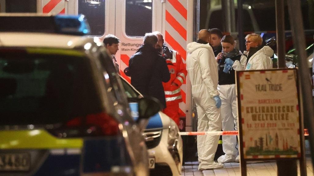 जर्मनी के दो बार में अंधाधुंध गोलीबारी, 8 लोगों की मौत कई घायल
