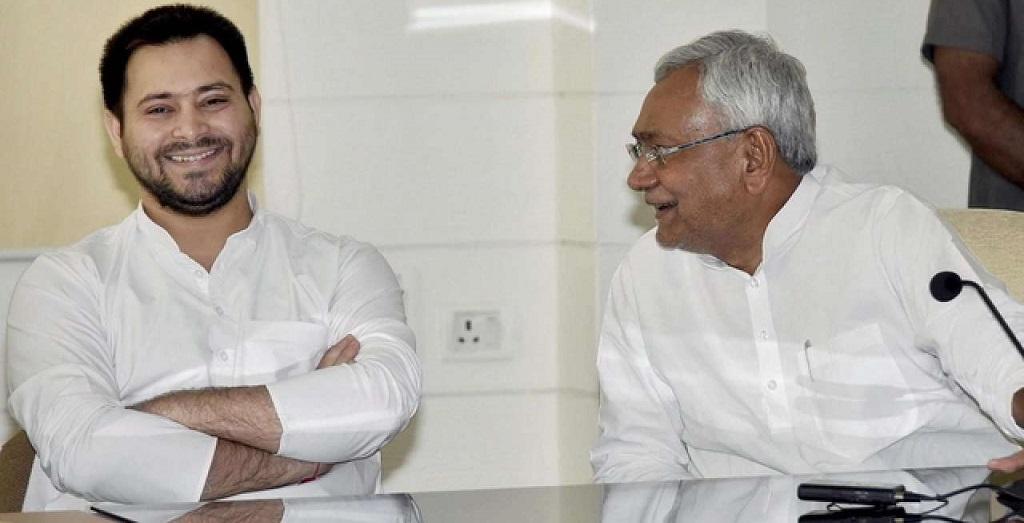 तेजस्वी का नीतीश के साथ गुप्त मीटिंग फिर कार्यस्थगन प्रस्ताव के बाद बिहार में राजनीतिक भूचाल