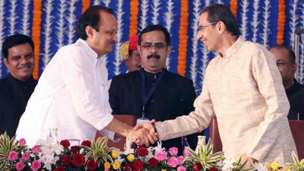 महाराष्ट्र: उपमुख्यमंत्री अजित पवार से खफा उद्धव ठाकरे के मंत्री
