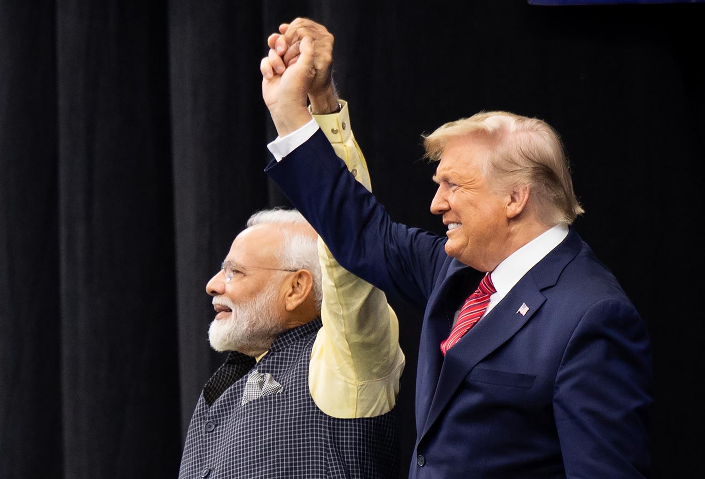 भारत यात्रा का अमेरिकी चुनाव में डोनाल्ड ट्रंप को कितना होगा लाभ?