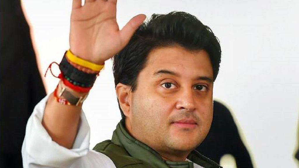 सिंधिया को मंत्री बनाना भाजपा और सरकार दोनों की ही मजबूरी
