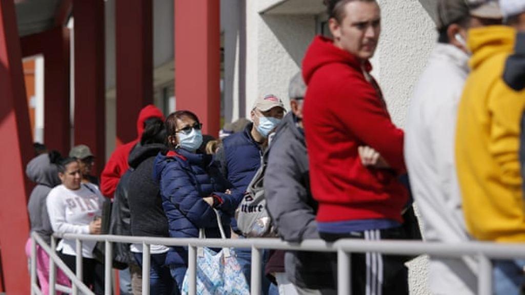कोरोना संकट के बाद एक हफ्ते में 30 लाख अमेरिकियों ने बताया खुद को बेरोजगार