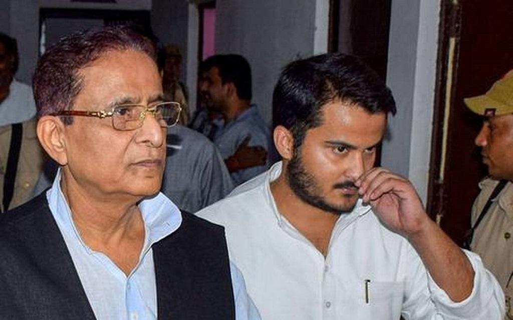 SIT जांच में जल निगम भर्ती घोटाला मामले में आजम खान दोषी, 1300 पदों पर हुई थी भर्ती