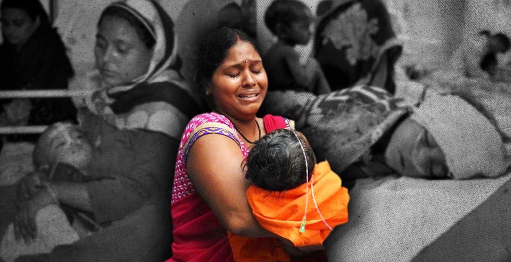 गुजरात में पिछले दो सालों में 15000 नवजात बच्चों की मौत, कांग्रेस ने उठाए सवाल