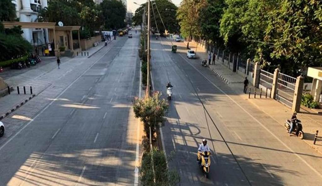 दिल्ली में लगा कर्फ्यू, बाहर निकलने के लिए पुलिस से बनवाना होगा पास