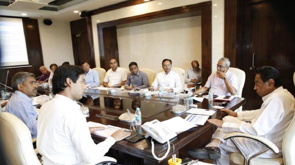 कमलनाथ ने एक दर्जन से अधिक कांग्रेस नेताओं को दिया कैबिनेट मंत्री और राज्य मंत्री का दर्जा