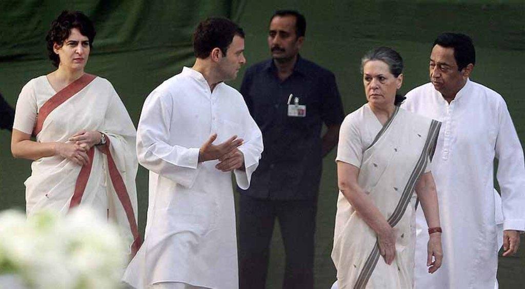 सोनिया गांधी से आज मिलेंगे कमलनाथ, दिल्ली में BJP नेताओं के मीटिंग का दौर शुरू