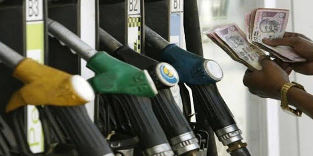 कोरोना संकट के बीच महंगाई की मार जारी, पेट्रोल-डीजल की कीमतों में 60 पैसे की बढ़ोतरी