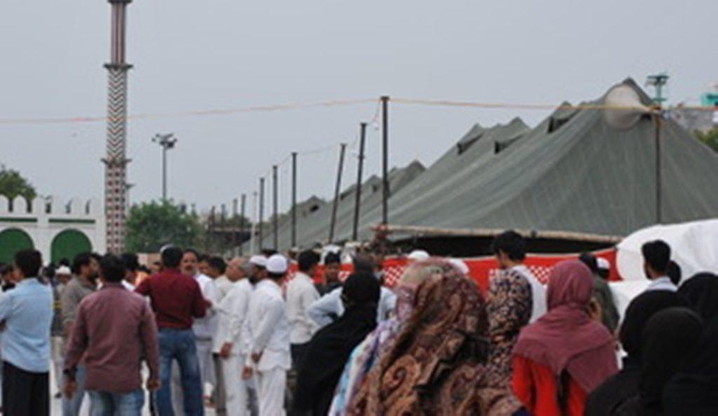 दिल्ली हिंसा के बाद राहत शिविर में कैसे हैं पीड़ितों के हालात?