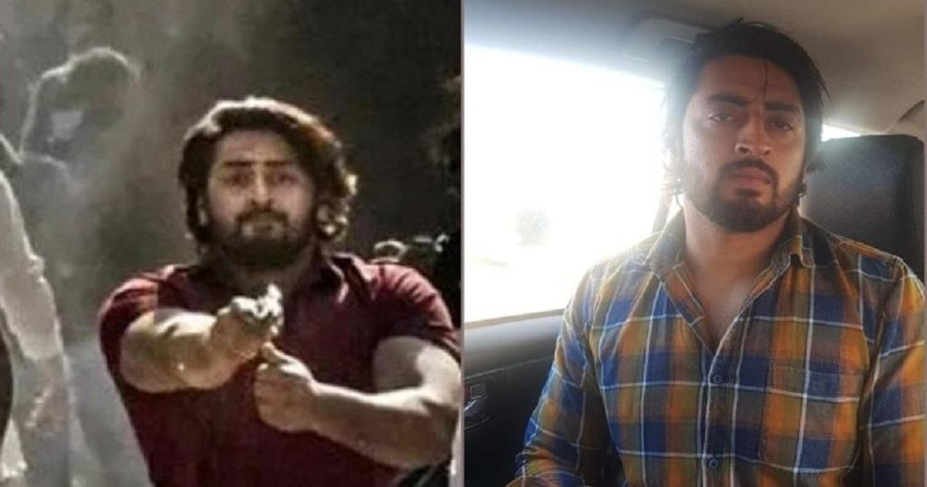 दिल्ली हिंसा में आरोपी शाहरुख शामली से गिरफ्तार