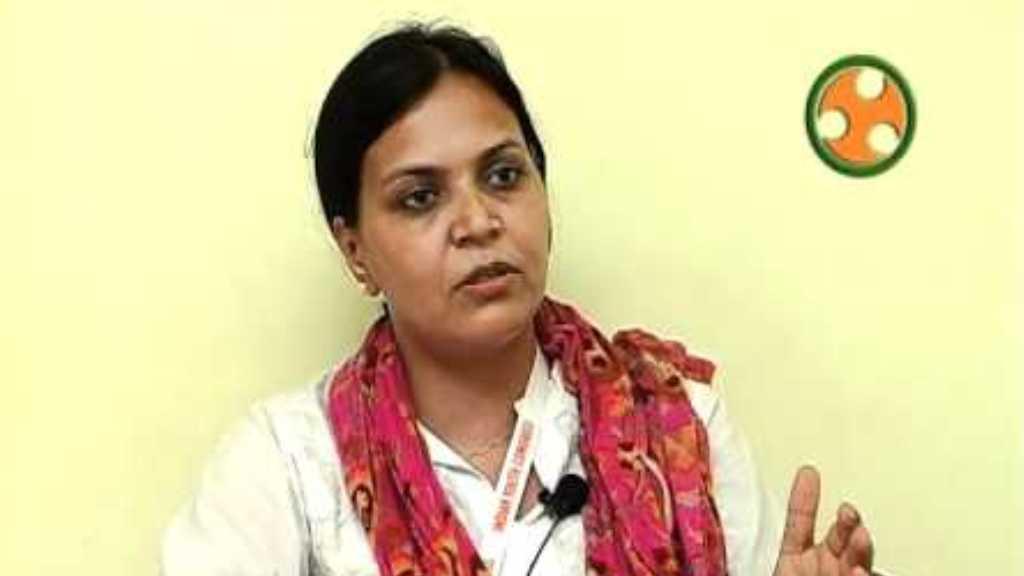 विधायक दीपिका पांडेय सिंह के डर से पनाह मांग रही झारखंड पुलिस