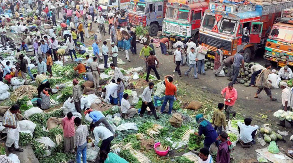 दिल्ली के आजादपुर मंडी में 11 व्यापारियों कोकोरोना पॉजिटिव, दुकाने सील