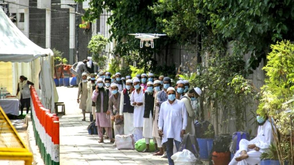 तब्लीगी जमात के खिलाफ दर्ज FIR में जोड़ी गई गैर इरादतन हत्या की धारा