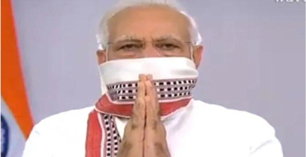 'सात बातों में आपका साथ' से एक बार फिर भावनात्मक संदेश दे गए प्रधानमंत्री मोदी