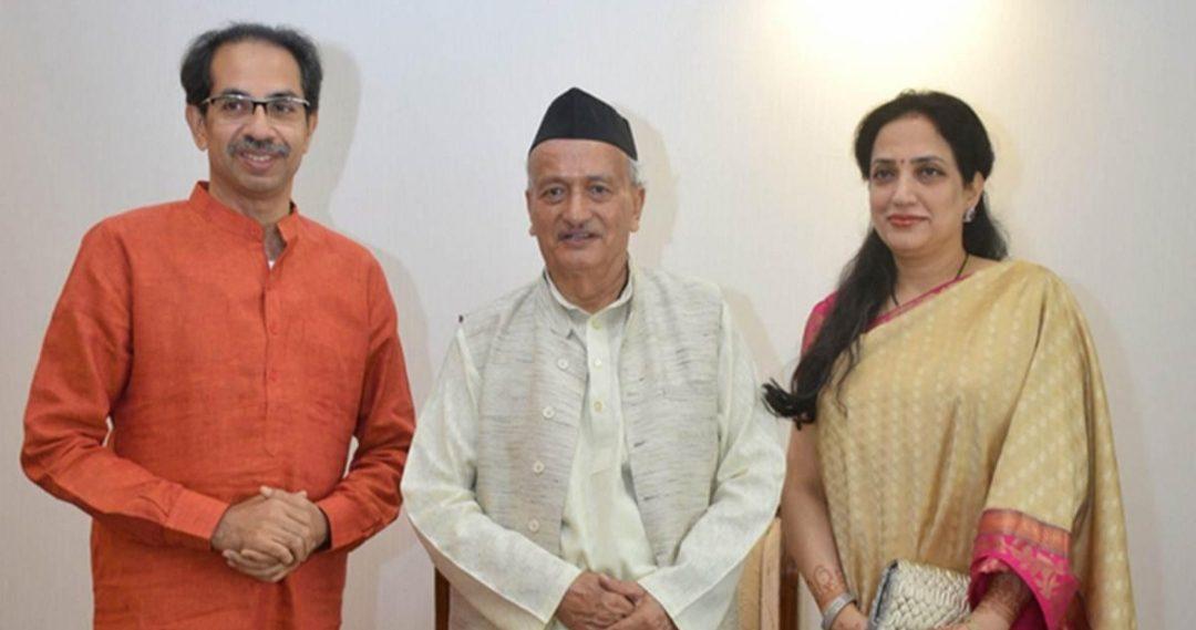 महाराष्ट्र में फिर से CM की कुर्सी की चाबी कोश्यारी के हाथों में
