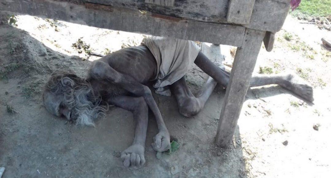 रामनगरी अयोध्या में साधु की भूख से मौत, पुलिस ने शव को सरयू में फेंका