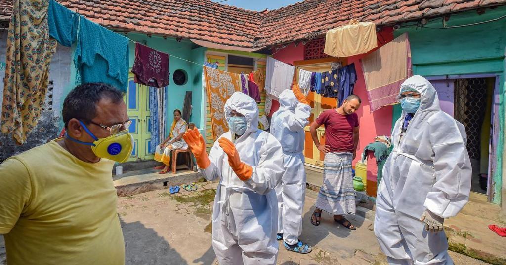 मेडिकल प्लानिंग के कारण भारत में कोरोना मृत्यु दर सबसे कम: स्वास्थ्य मंत्रालय