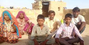 पाक विस्थापित हिंदुओं को भूली मोदी सरकार, लॉकडाउन में दाने-दाने को हुए मोहताज