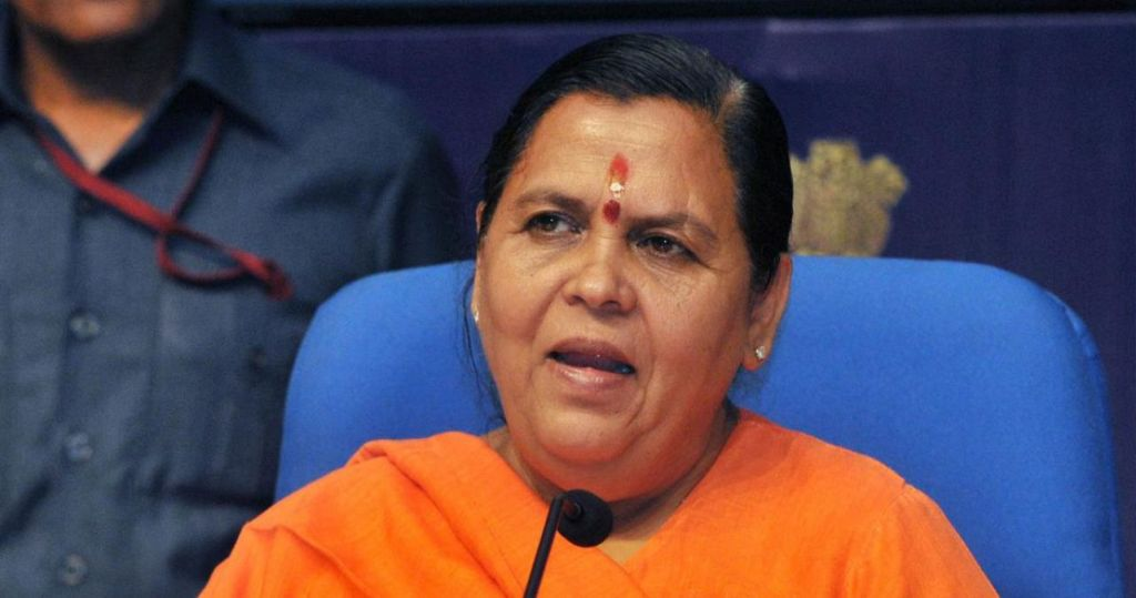फायरब्रांड नेता उमा भारती को किनारे क्यों कर रही भाजपा?