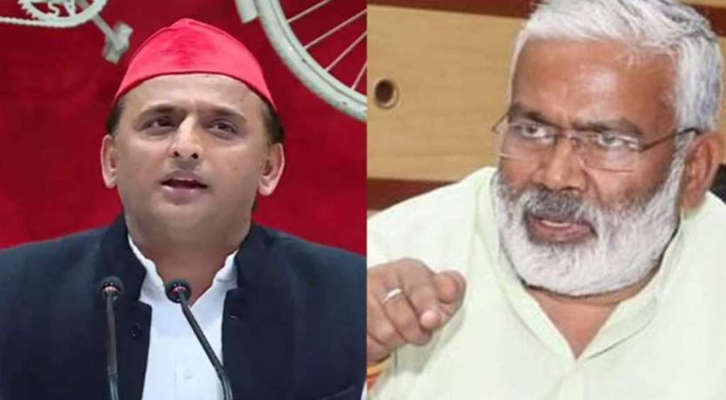 अखिलेश यादव पर BJP का पलटवार, कहा अखिलेश जी अनपढ़ों की तरह बात मत करिए