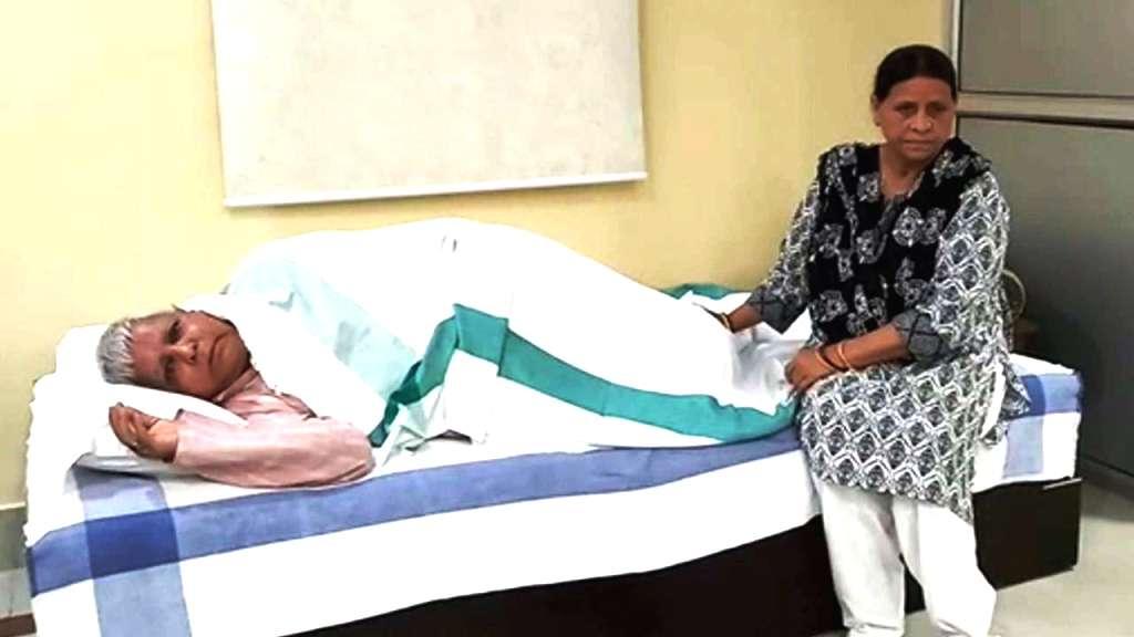 लालू यादव का इलाज करने वाले डॉक्टर के पेशेंट को कोरोना, पूरा मेडिकल यूनिट क्वारेनटाइन