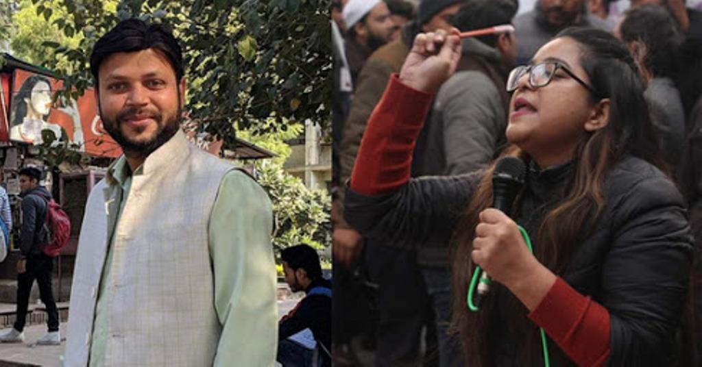 दिल्ली सांप्रदायिक हिंसा मामले में उमर खालिद समेत जामिया के दो छात्रों के खिलाफ FIR