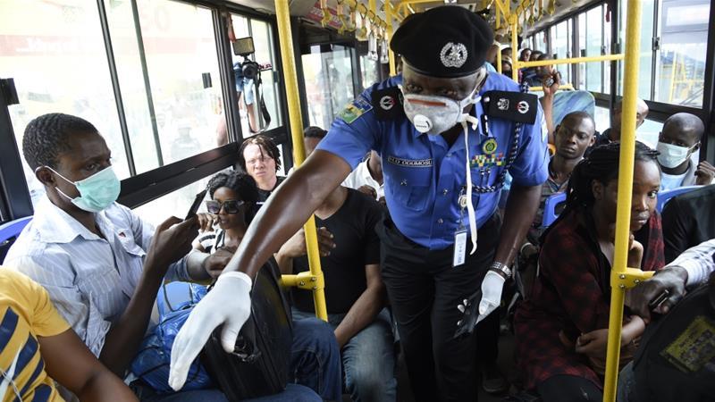 नाइजीरिया में लॉकडाउन तोड़ने पर सुरक्षा बल ने 18 लोगों को गोलियों से भूना