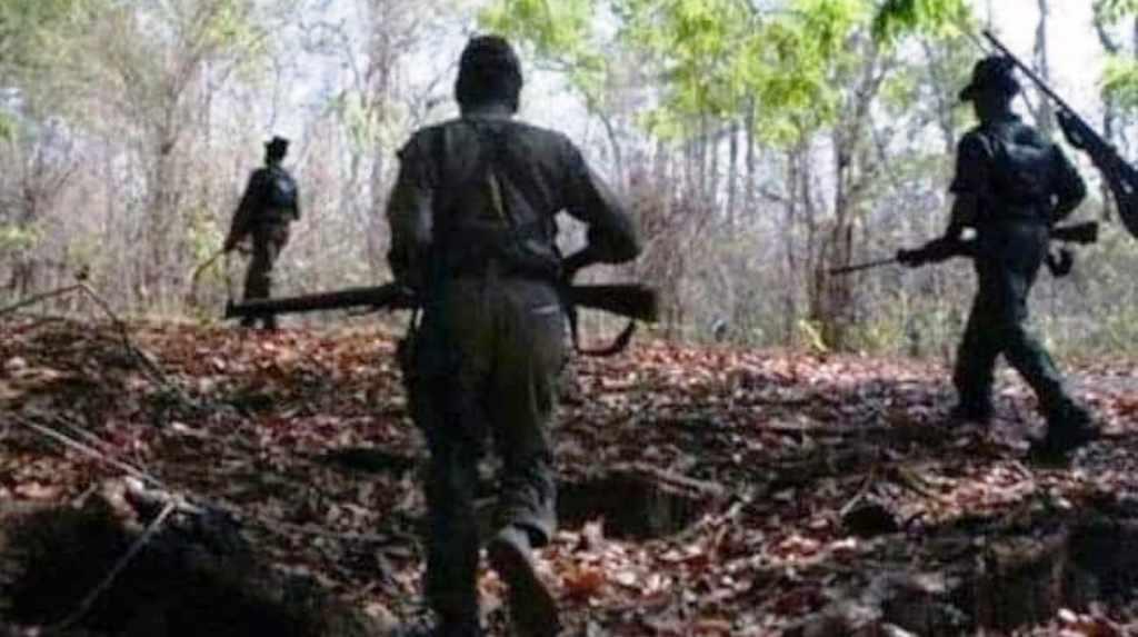 छत्तीसगढ़ के राजनांदगांव में नक्सली हमला, थानेदार शहीद, 4 नक्सली मारे गए