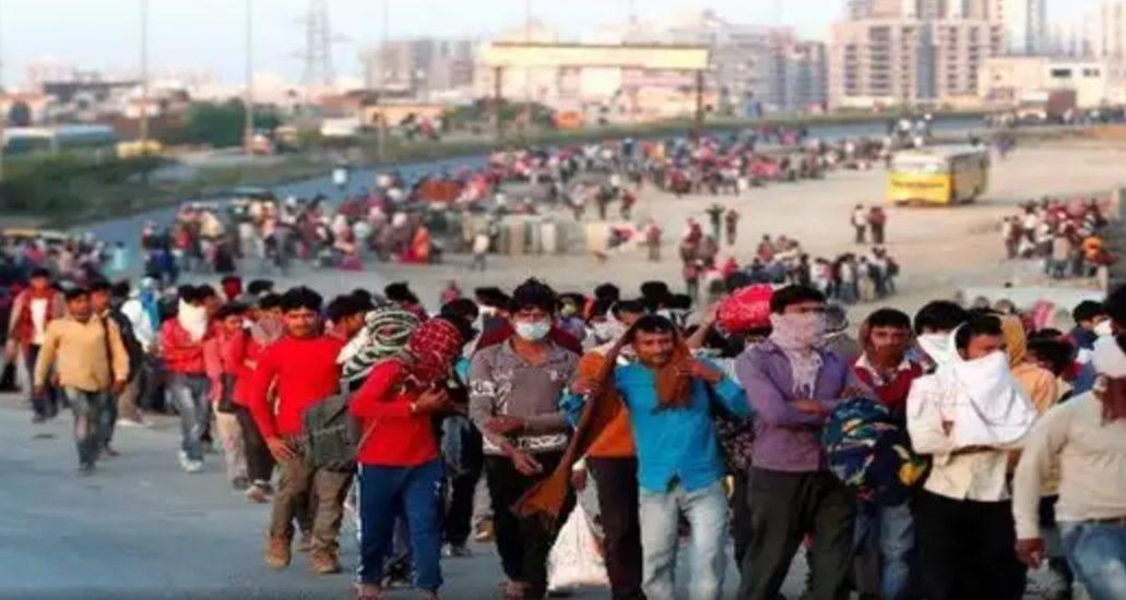 मजदूर दिवस पर मजबूर प्रवासी मजदूर, बिहार में घर वापसी पर राजनीति